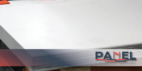 Lámina Pintro lisa Panel y Acanalados